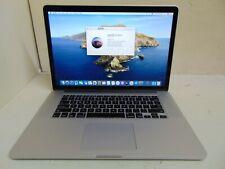 "Apple MacBook Pro Laptop 2.5 GHz i7-4870HQ 16GB 512GB 15.4"" A1398 2014 11,2 CC1"