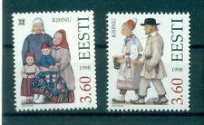 COSTUMI REGIONALI - TYPICAL COSTUMES ESTONIA 1998