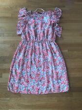 Tolles Kleid / Sommerkleid von Esprit Collection rosa / rot Größe 44, NEU!