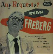 "Stan Freberg(7"" Vinyl)Any Requests-Capitol-EAP 1-496-UK-Ex/VG"