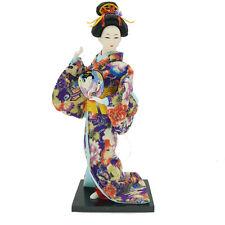 33cm/12.99'' Japanese geisah Asian Doll Maiko Figurine Hinamatsuri
