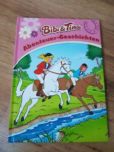 Kinderbuch - Bibi und Tina - Abenteuer Geschichten - NEU