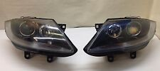 Pair of 2003-2005 E85 BMW Z4 Bi-Xenon HID AFS Adaptive Headlights Head Lights
