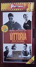 CS5> Il sapore della vittoria - Film VHS anno 1999