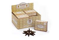 Goloka Chandan Dhoop Incense Cones Bulk 12 x 10 Wholesale Lot = 120 Cones