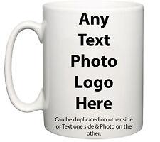 Personalised Mug Custom Photo Cup Gift Box Coffee Image/Text Promotional