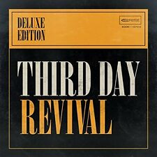 THIRD DAY-REVIVAL (DLX)  CD NEW