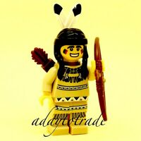 LEGO Collectable Mini Figure Series 1 Tribal Hunter - 8683-1 COL001 R10