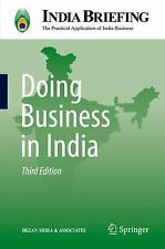 India Briefing: Doing Business in India (2012, Paperback)
