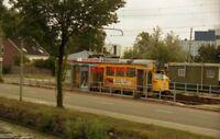 PHOTO  NETHERLANDS DEN HAAG 1992 TRAM 'S GRAVENMADE 1136