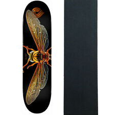 """Powell Peralta Skateboard Deck Biss Potter Wasp 8.0"""" x 31.95"""" with Grip"""