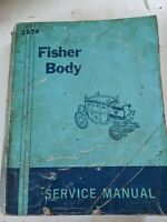 1949-1952 OLDSMOBILE BUICK /& CADILLAC GM Fisher Body Shop Manual