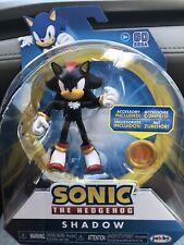 New Sonic The Hedgehog Shadow Series 4 Articulated Figure Jakks Pacific NEW HTF!