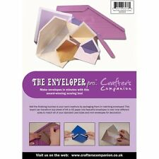 Crafters Companion Ultimate Pro Embossing Board  Enveloper Pro