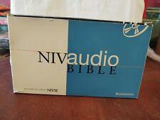 ZONDERVAN NIV AUDIO BIBLE