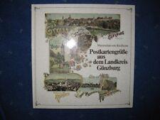Postkartengrüße Landkreis Günzburg Buch Riedheim, NEU