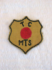 WWII ORIGINAL RED BALL EXPRESS UNIFORM SLEVE PATCH - NICE MUST SEE