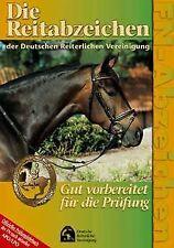 FN-Abzeichen. Die Reitabzeichen der Deutschen Reiterlich... | Buch | Zustand gut