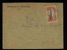 Martinique  79  on  cover  local  use         MS1122