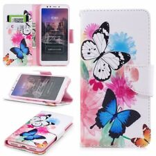 Para Samsung Galaxy A7 A750F Bolsa de Piel Sintética Libro Diseño 21
