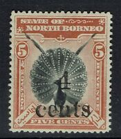 North Borneo SG# 146 - Mint Hinged - 052216