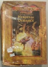D and D Dragonlance Fifth Age Expasions  Heroes of Defiance