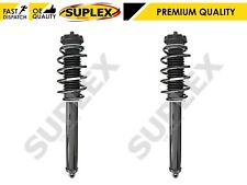 FOR SMART CABRIO 450 CITY COUPE CROSSBLADE 2x SUPLEX FRONT STRUT SHOCK ABSROBERS