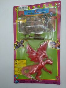 Polotoy Fantasy Toy Soldier MOC Dragonstrike KO Battle of the Ancients Knights