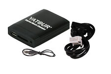 Yatour USB SD Aux MP3 Adapter For Toyota And Lexus 12 Pin Auris Corolla Camry