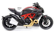 Ducati Diavel Carbon 1:18 Scale Model Toy Motorcycle Motorbike Special Edition