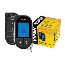 NEW VIPER 5706 5706V 2-WAY CAR ALARM REMOTE START KEYLESS SYSTEM LCD PAGER 5704v