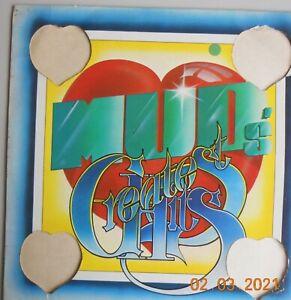 Mud - Greatest Hits - Vinyl LP - SRKA 6755 - 1975 Exc