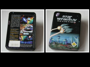 Star Wraith IV - Reviction    (PC)  Neuware Sammeledition  in Metallbox