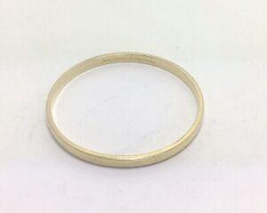 "Kate Spade Heart of Gold Bangle  Bracelet, 7.75""/20cm RRP £40"