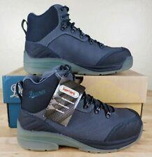 "Danner Tektite 4.5"" Work Boots Steel Toe Womens Waterproof Gore-tex Gray Blue"