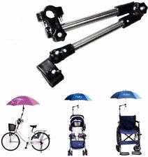 AU SELLER Umbrella Holder for Pram Bike Wheelchair