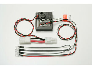 Tamiya Official 53909 OP Parts OP909 TLU-01 LED Light Unit JAPAN Import