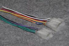 Radio Wiring Harness Adapter for Aftermarket Radio Installation #1761