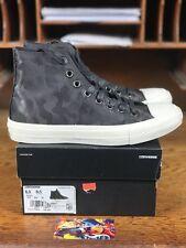 Converse John Varvatos Chuck Taylor All Star 2 Black/White New Mens Shoe 153887C