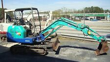 Excavator Mini Ihi 28N-2, Low Hour, Great Condition