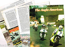 ANGLO-AMERICAN CUP MOTORCYCLE RACE Article / Pictures