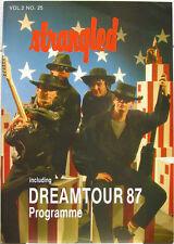 STRANGLERS Dreamtour 1987 UK Tour Concert Program PUNK