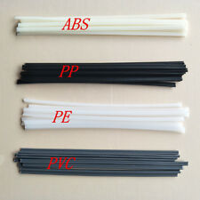 Plastic welding rod PVC/PP/ABS/PE Bumper Plastic welding twin black/white  40pcs