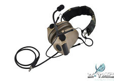 Z Tactical Peltor COMTAC II Type Noise Reduction Headset Z041-DE