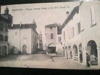 CARTOLINA MEDICINA VIAGGIATA 1917