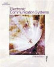 Electronic Communication Systems by Blake, Roy