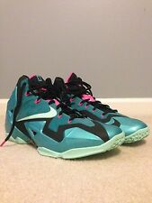 Deadstock Lebron 11  South Beach  Men s Size 11
