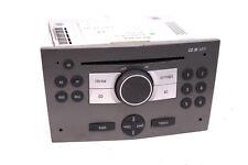 Opel CD Autoradio CD30 MP3 Blaupunkt GM 93180959 UCH-UK6 Astra H Zafira B grau