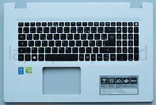 QWERTY genuine palmrest for Acer Aspire V13 V3-371-58KG //AC160-NOR