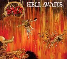 "SLAYER ""HELL AWAITS"" CD DIGITAL REMASTERED NEW!!!"